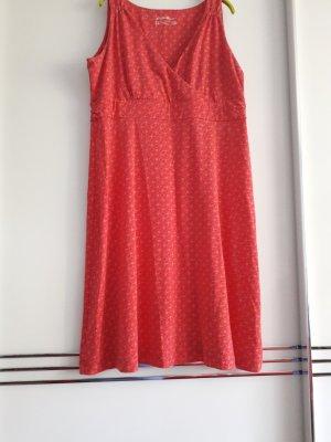Eddie Bauer Shortsleeve Dress bright red