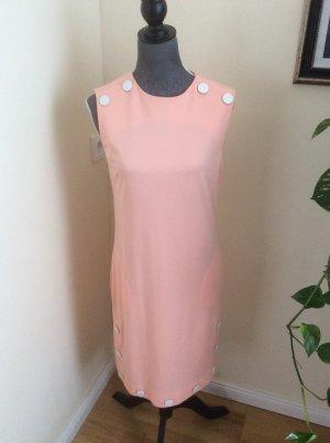 Love Moschino Summer Dress apricot viscose