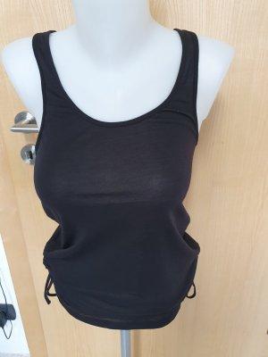 Trueprodigy Hauts épaule nues noir polyester