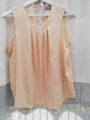 Vero Moda Blouse topje licht beige