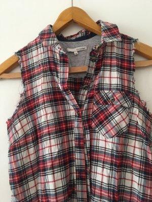 River Island Shirt met korte mouwen rood