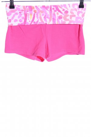 Aero Shorts pink Allover-Druck Casual-Look