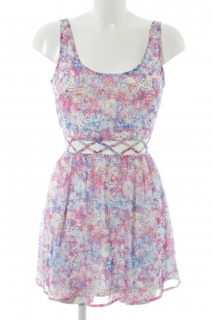 Aeropostale Cut out jurk kleurverloop Beach-look