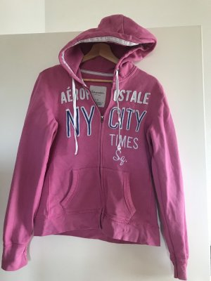 Aeropostale Hooded Sweater pink