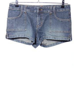 Aeropostale Short en jean bleu style décontracté