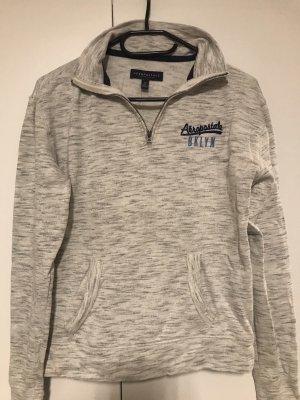 Aeropostale Hooded Sweater light grey