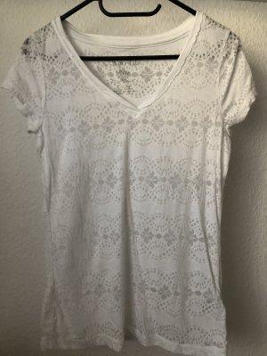 Aeropostale Camiseta blanco