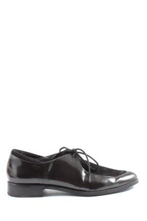 Aerosoles Wingtip Shoes black business style