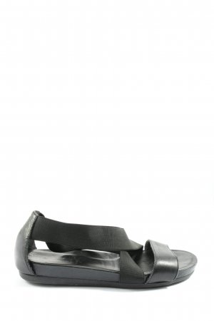 Aerosoles Sandalo comodo nero stile casual