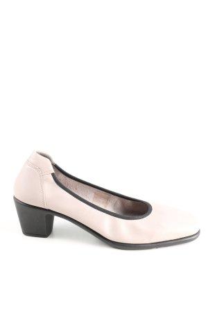 Aerosoles Zapatos Informales blanco puro-negro look casual