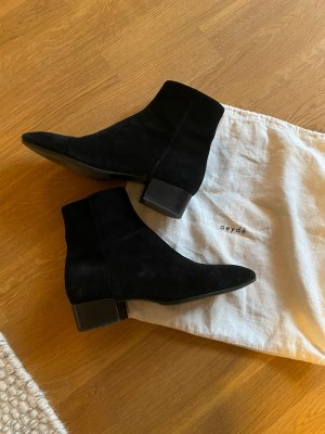 aeyde Ankle Boots black