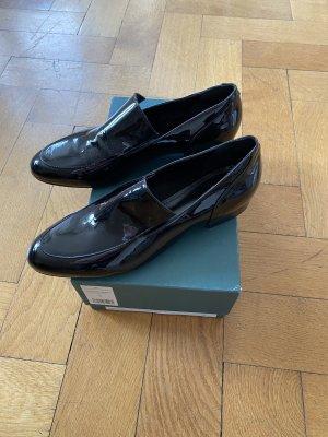 Aeyde Lack Slipper Schuhe Gr. 39 neu