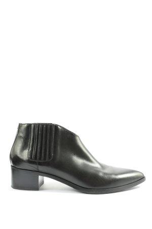 aeyde Wciągane buty za kostkę czarny W stylu casual
