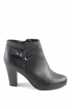 AF Ankle Boots black business style