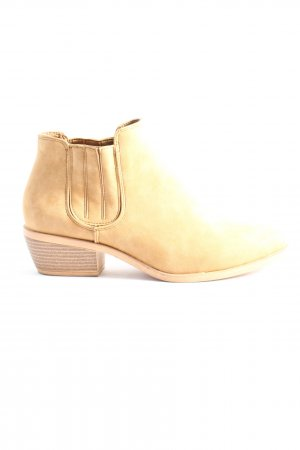 AF Slip-on Booties primrose casual look