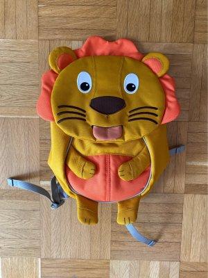 Affenzahn Kindergarden Backpack yellow-orange