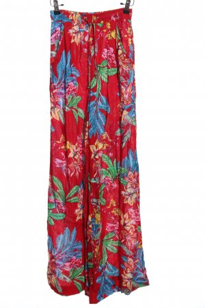 afghan Pallazzohose Allover-Druck Casual-Look