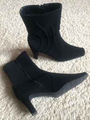 afis Halfhoge laarzen zwart