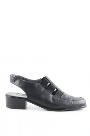 afis Scarpa slip-on nero stile casual