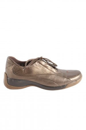 afis Zapatos brogue color bronce look casual