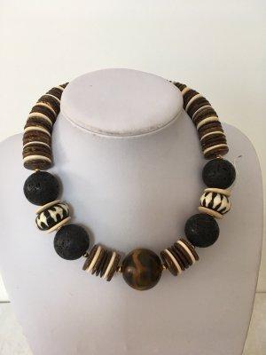 Afrikanische Hornperlenkette by fridor