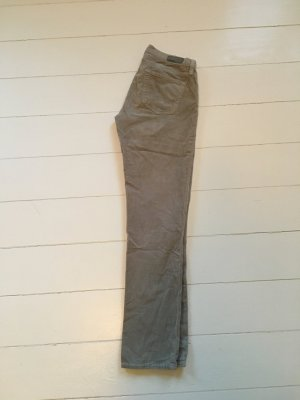 Adriano Goldschmied Corduroy Trousers light grey-grey
