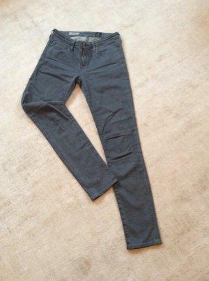 Adriano Goldschmied Skinny Jeans grey cotton