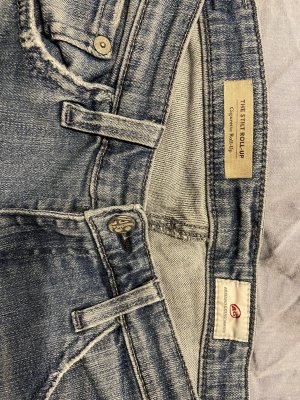 AG Jeans Vaquero pitillo azul aciano