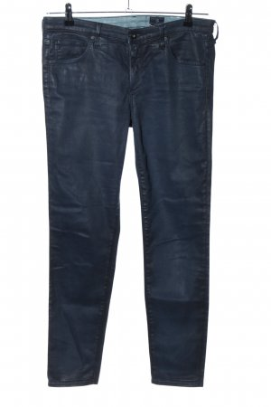 AG Jeans Jeggings azul look casual