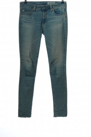 AG Jeans Jeans a sigaretta blu stile casual