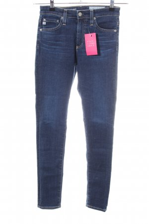 AG Jeans Skinny jeans blauw casual uitstraling