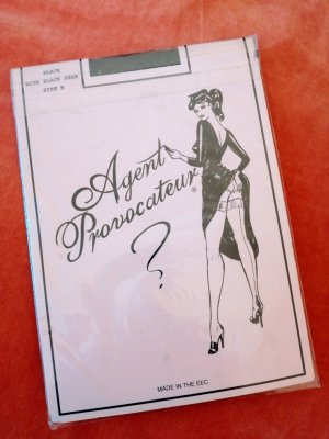 Agent Prococateur Stockings L