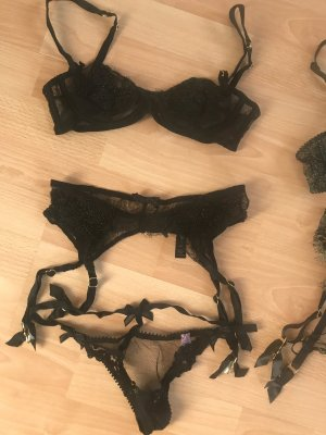 Agent Provocateur Lingerie Set black