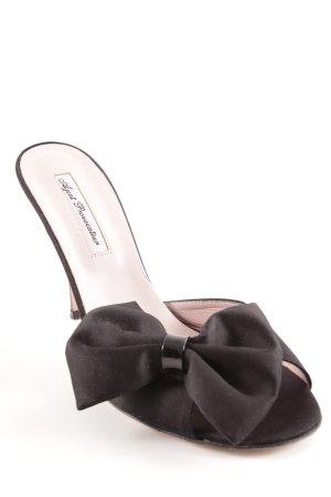 Agent Provocateur High Heels schwarz Elegant