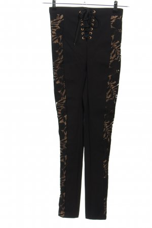 Agent Provocateur Leggings negro-nude look casual