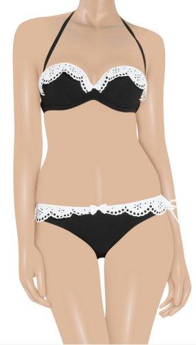 Agent Provocateur Bikini biały-czarny