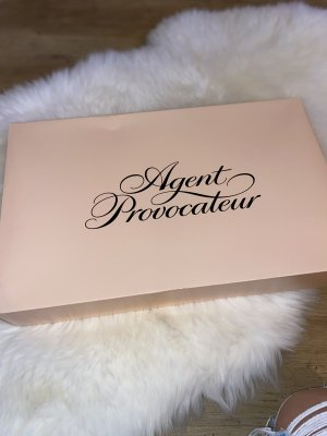 Agent Provocateur Bottom black lace