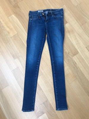 Adriano Goldschmied Skinny jeans blauw