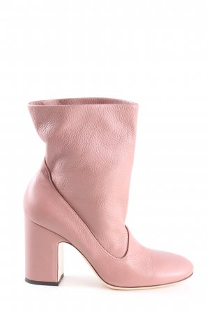 AGL Booties pink casual look