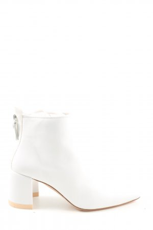 AGL Botines blanco look casual
