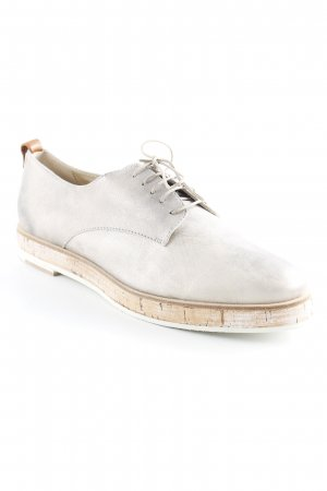AGL Wingtip Shoes multicolored elegant