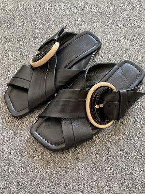 AGL Sandalo comodo nero