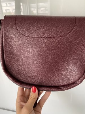 AGL Crossbody bag brown red