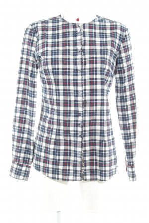 Aglini Flannel Shirt check pattern casual look