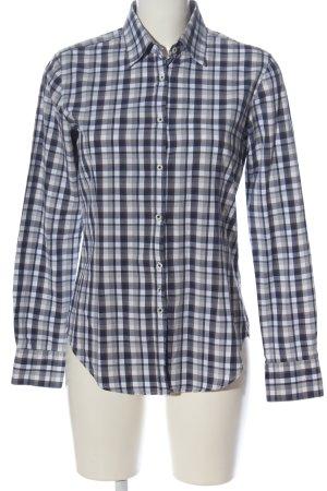 Aglini Shirt met lange mouwen volledige print casual uitstraling