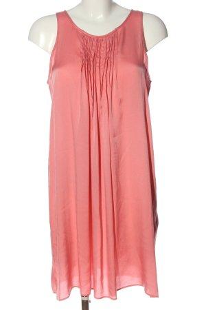 Aglini Robe courte rose style décontracté