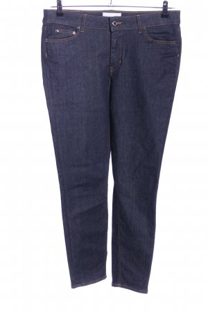 Aglini Skinny jeans blauw casual uitstraling