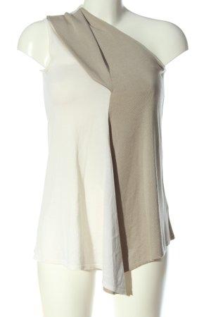 Agnona Slip-over Blouse white-natural white casual look