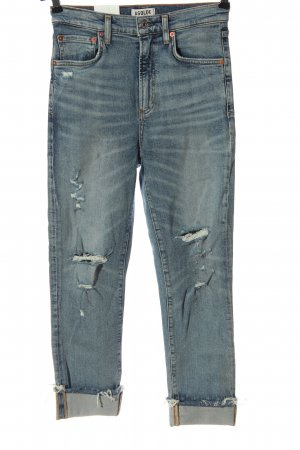 AGOLDE High Waist Jeans blue casual look