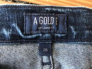 AGOLDE Jeans skinny blu
